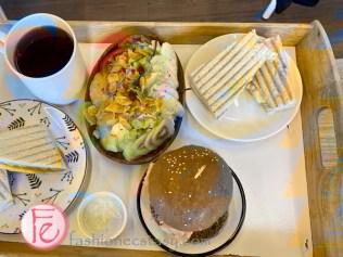 禚食樂Just Love早午餐餐廳淡水新市鎮食記&影片 / Just Love Breakfast & Brunch Restaurant Tamsui Review & Vlog