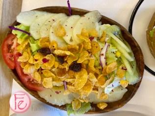 """禚食樂Just Love水果沙拉 ($70元)/ Just Love's """"Fruit Salad"""" ($ 70NT)"""