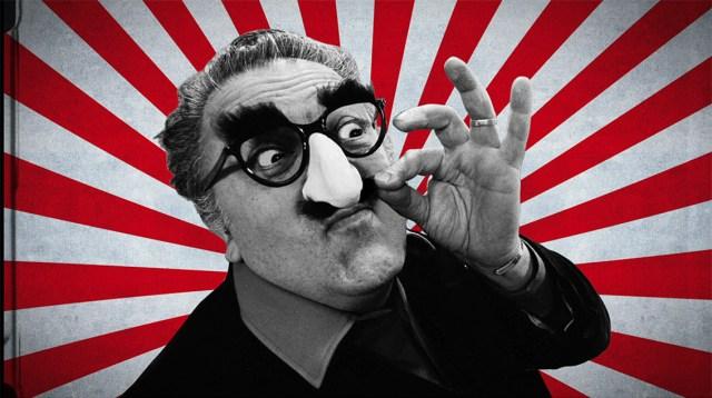 Italian film Fellinopolis by Silvia Giulietti