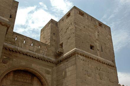 「凱旋門」-開羅最具歷史意義的城門 : Cairo, Egypt Bab al Nasr Gate