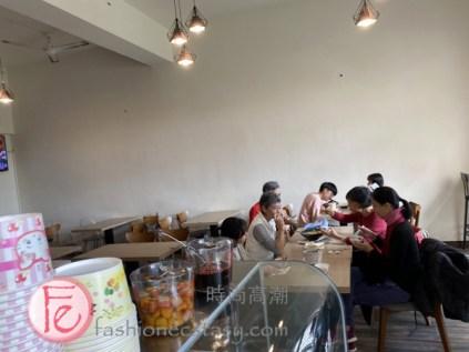 台南人氣老店「幸福豆花」北漂淡水「豆豆屋」/ Tainan's Famous Tofu Pudding (Douhua) Restaurant relocates to Dou Dou Wu in Tamsui