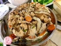 阿拉伯名菜「瑪格露巴」/ Famous Arab Dish-Mqqluba (Maqlooba)