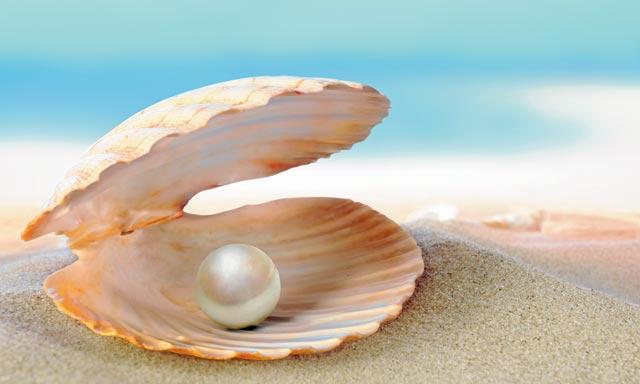 Bahrain pearl