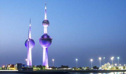 科威特旅遊景點 - 科威特塔 / Kuwait tower observation
