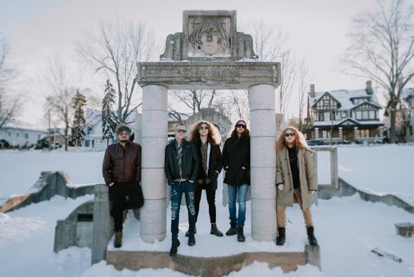 Taming Sari Canadian Rock Band