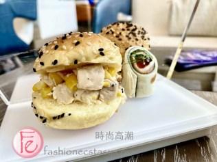 食記 - 台北新板希爾頓酒店逸廊大廳酒吧下物茶套餐 / Hilton Taipei Sinban Banqiao SociAbility Lounge