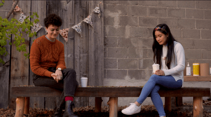 CURBSIDE PICKUP, Narrative directed by Hingman Leung at Inside Out 2SLGBTQ+ Film Festival 2021