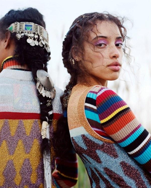 knitGrandeur: Pattern Clash