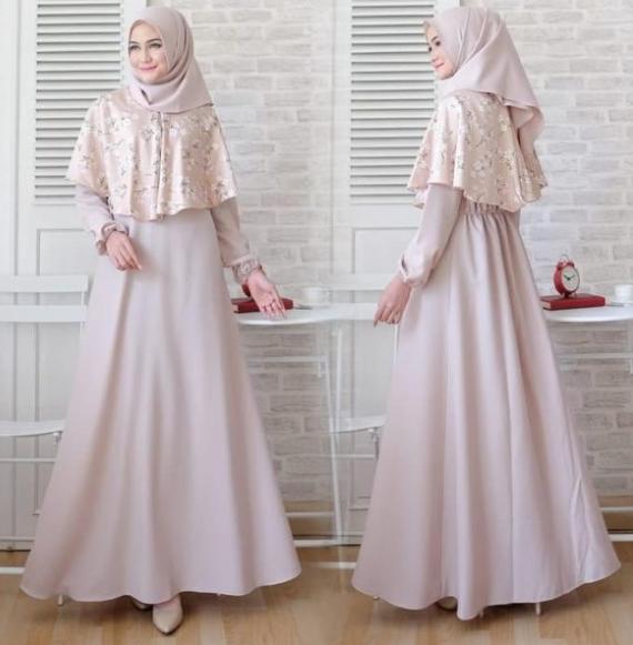 30+ Model Baju Muslim Jaman Sekarang - Fashion Modern dan ...