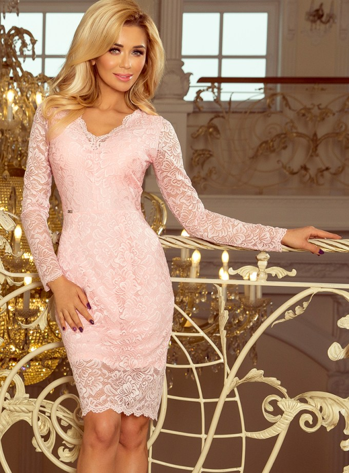 lace pink -