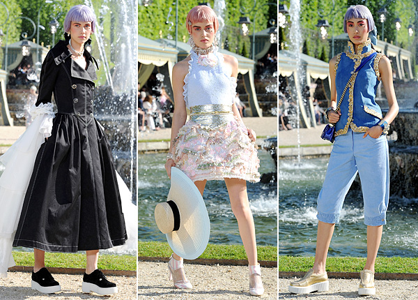 Chanel 2012/2013 Cruise collection