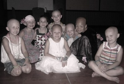 Let your hair down event.. National Alopecia Areata Foundation