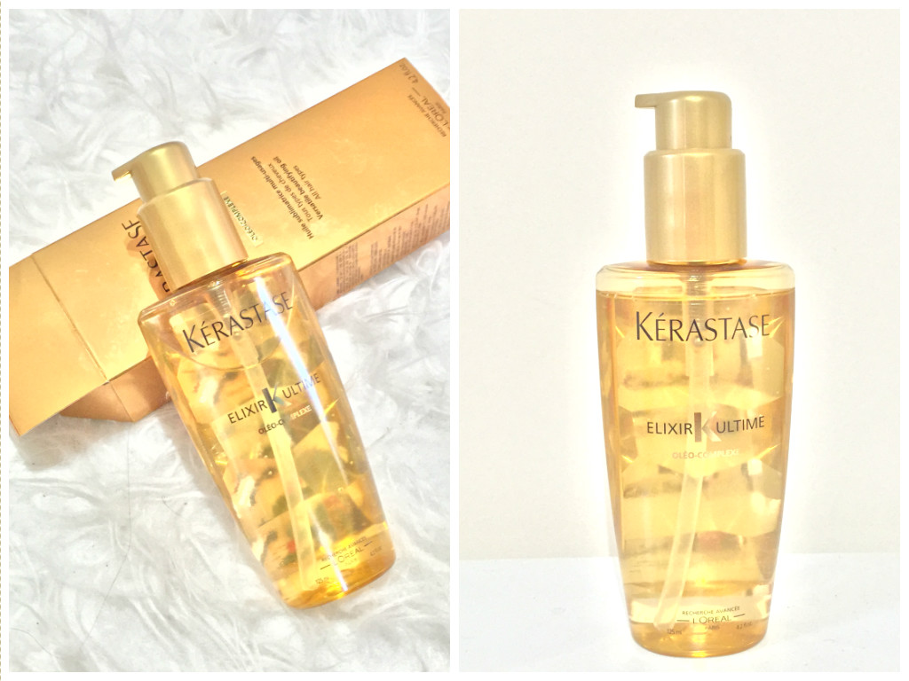 Kerastase Elixir Ultime Oil Review