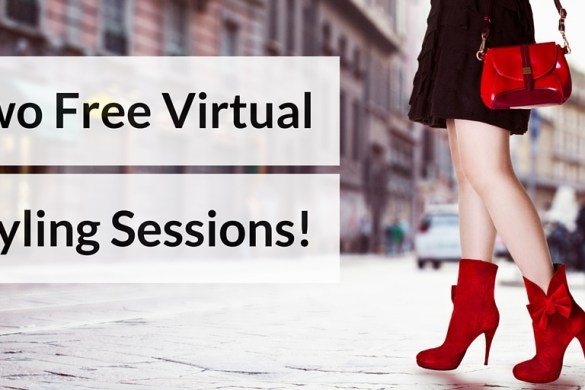 Free Virtual Styling Sessions
