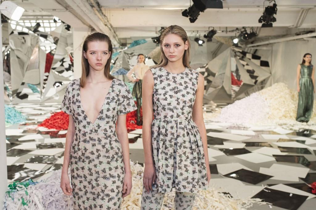Edeline Lee London Fashion Week 3