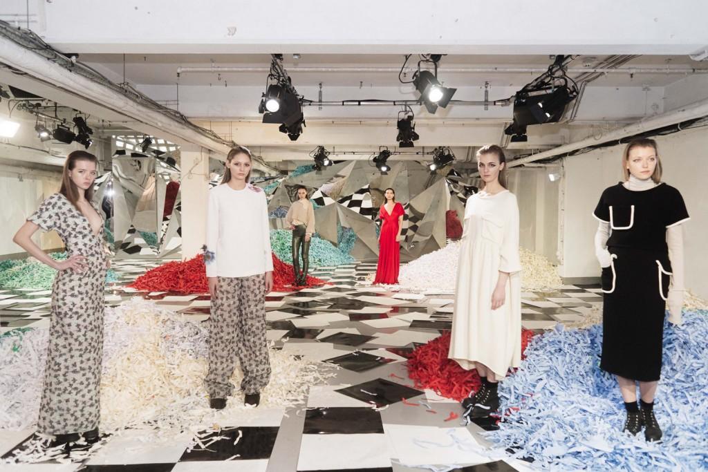 Edeline Lee London Fashion Week 4