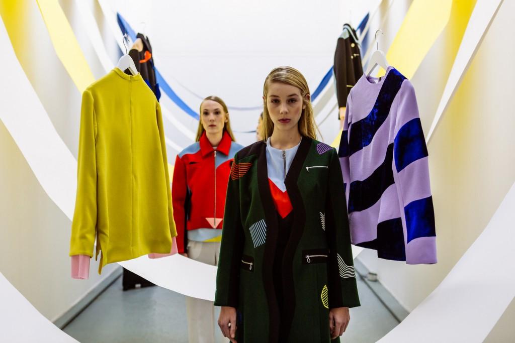 Miuniku London Fashion Week 2
