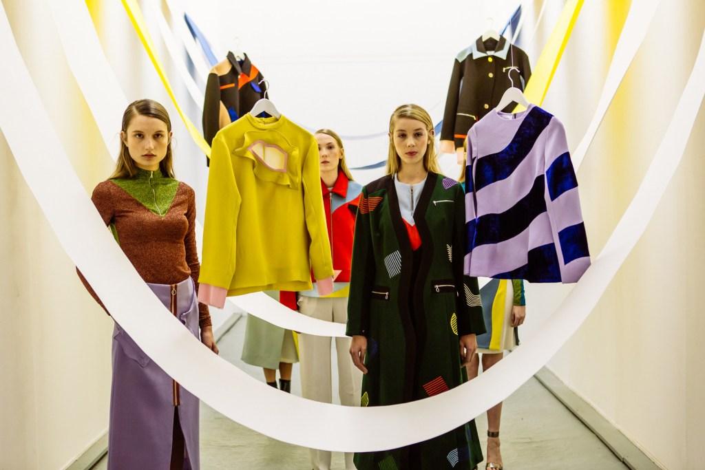 Miuniku London Fashion Week