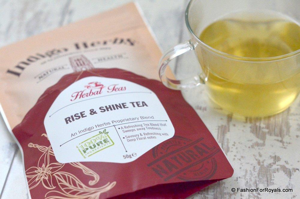 Indigo Herbs Rise and Shine Tea-2