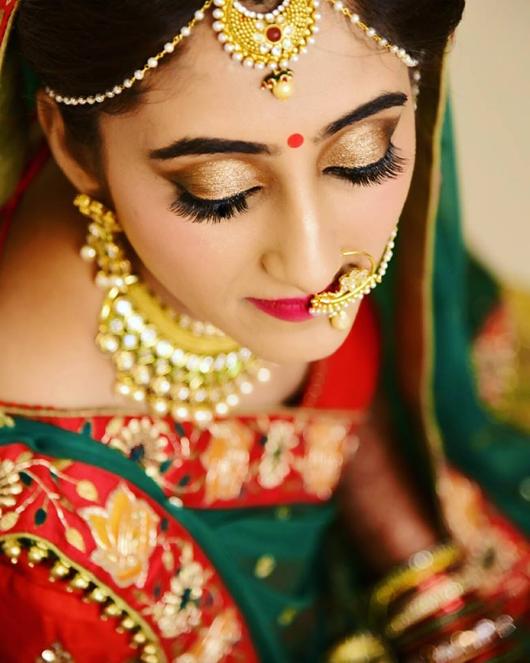 Indian Wedding Makeup: Indian Wedding Make Up Trends