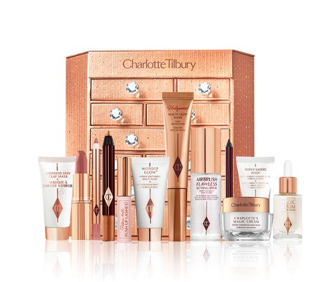 Charlotte Tilbury christmas advent calender