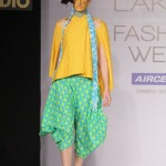 Lakme Fashion Week 2012 Day 1