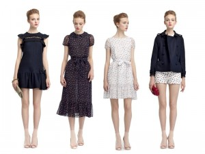black-white-dress