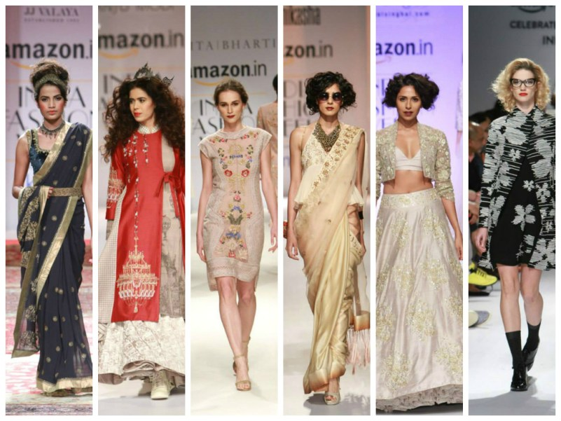 Amazon India Fashion Week Day 1