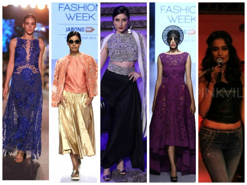 Lakme fashion week 2015 trends