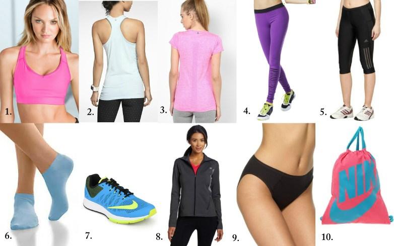 Sports Wear Style