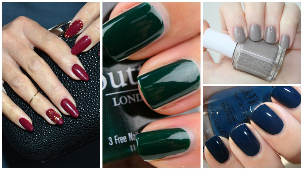 Nail Polish Trends For FallWInter