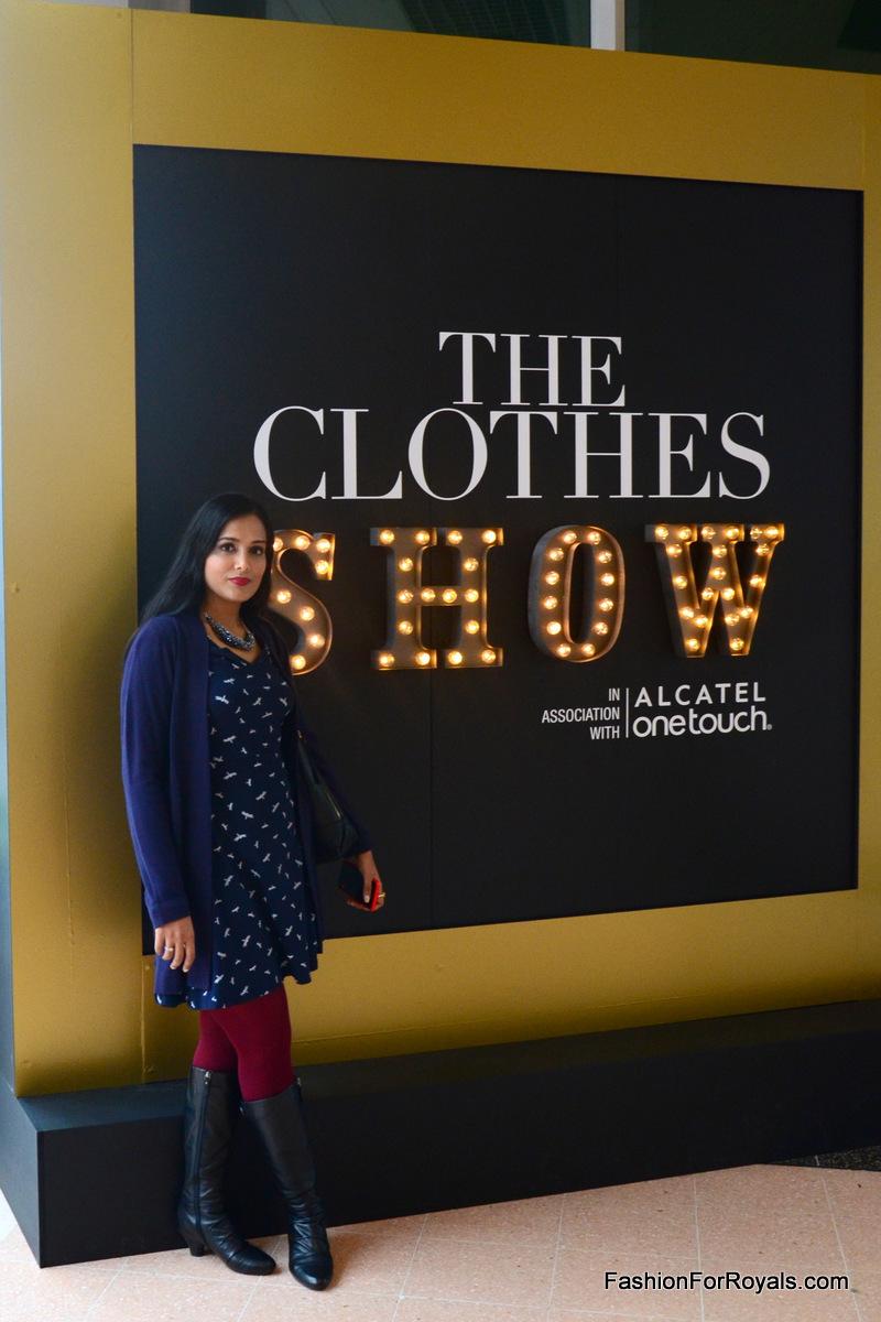 ClothesShow Live 2015