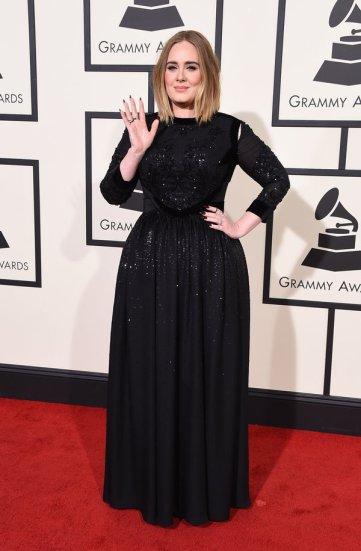 Adele, Grammy Awards 2016.