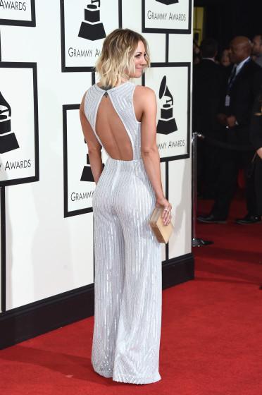 Kaley Cuoco, Grammy Awards 2016.
