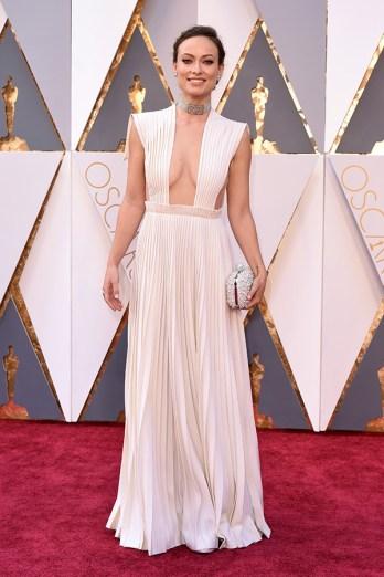Olivia Wilde, Oscars 2016.