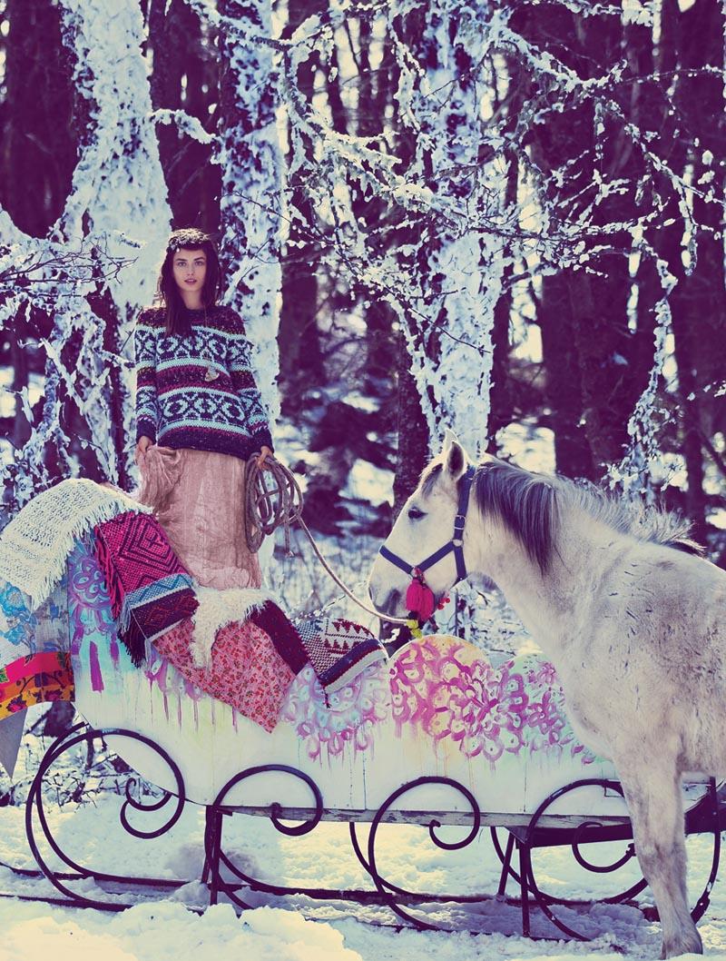 р fairy1 Anais Pouliot и Andreea Дьякону звезды в свободных народов Fairytale Каталог Inspired ноября