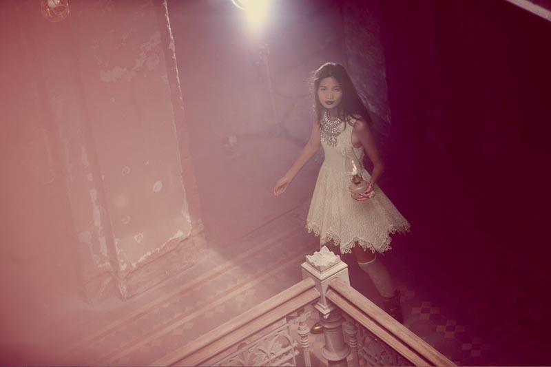 р fairy2 Anais Pouliot и Andreea Дьякону звезды в свободных народов Fairytale Каталог Inspired ноября