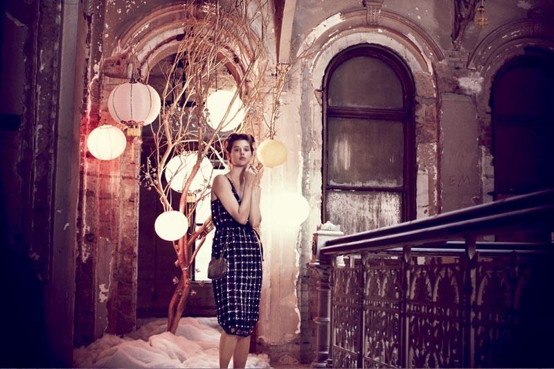 р fairy6 Anais Pouliot и Andreea Дьякону звезды в свободных народов Fairytale Каталог Inspired ноября