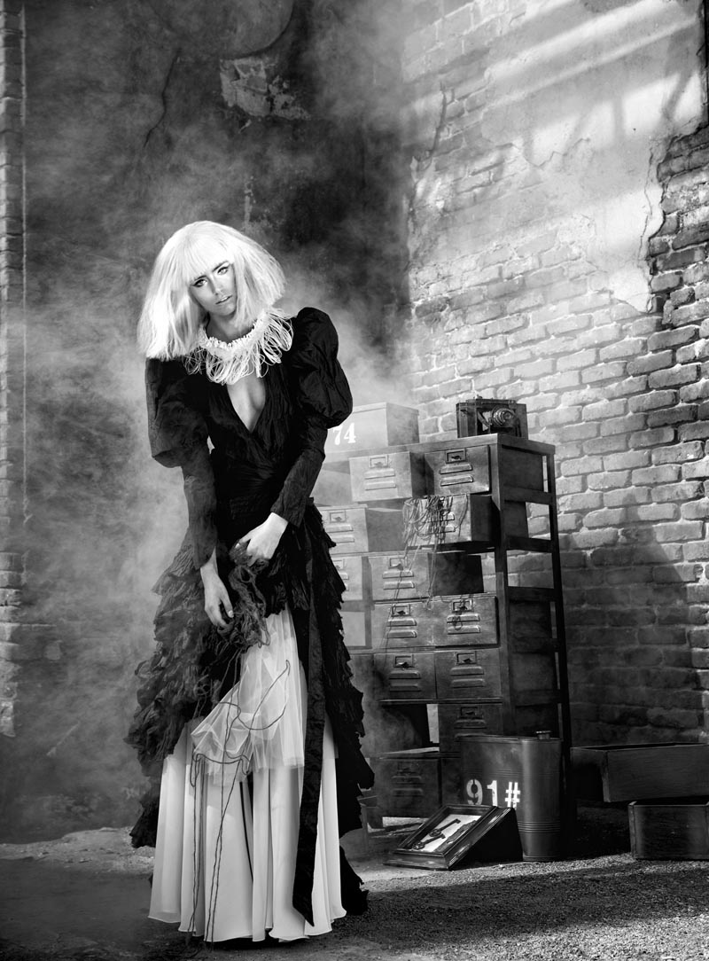 rose4 Koray Парлак Побеги Гламур с краю для Elele Magazine Ноябрь 2012