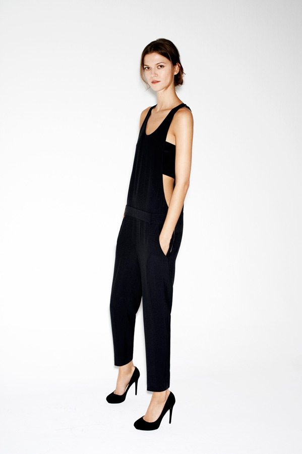 zara14 Kasia Struss Models Zaras December 2012 Lookbook