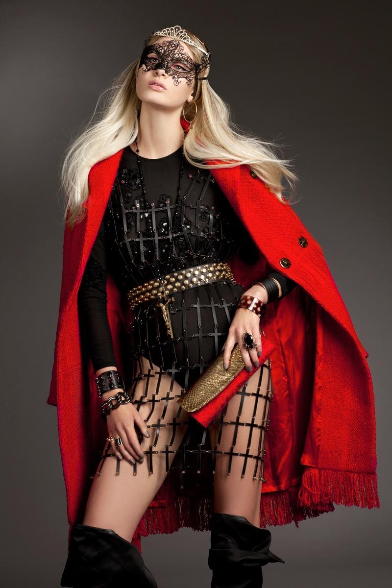 gloss2 Виктория Sekrier Rocks Роскошный стиль для блеска Словения Дженни Brough