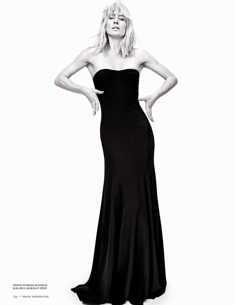 Наташа Наташа vojnovic3 Войновича Позы для Марк де Гроот в Vogue выпуск Нидерланды декабря