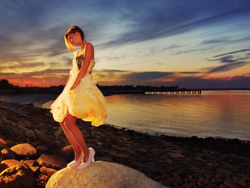 DariaEarthW4 800x604 Daria Werbowy это рай на земле для W Выпуск журналы январе Райан МакГинли