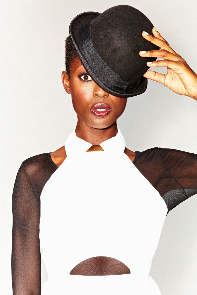 JodieSmith16 Nasty Gal Taps Jodie Smith for its Loud and Clear Lookbook