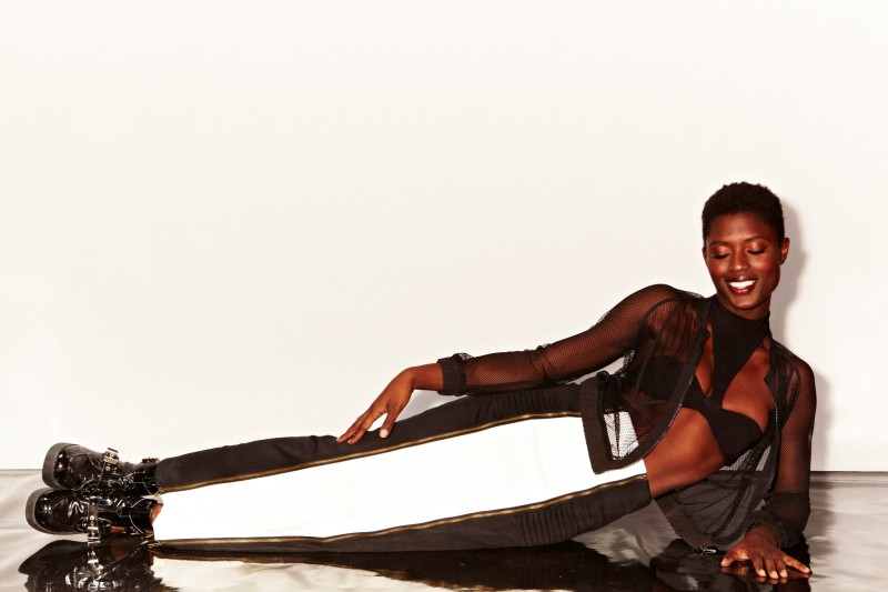 JodieSmith24 Nasty Gal Taps Jodie Smith for its Loud and Clear Lookbook