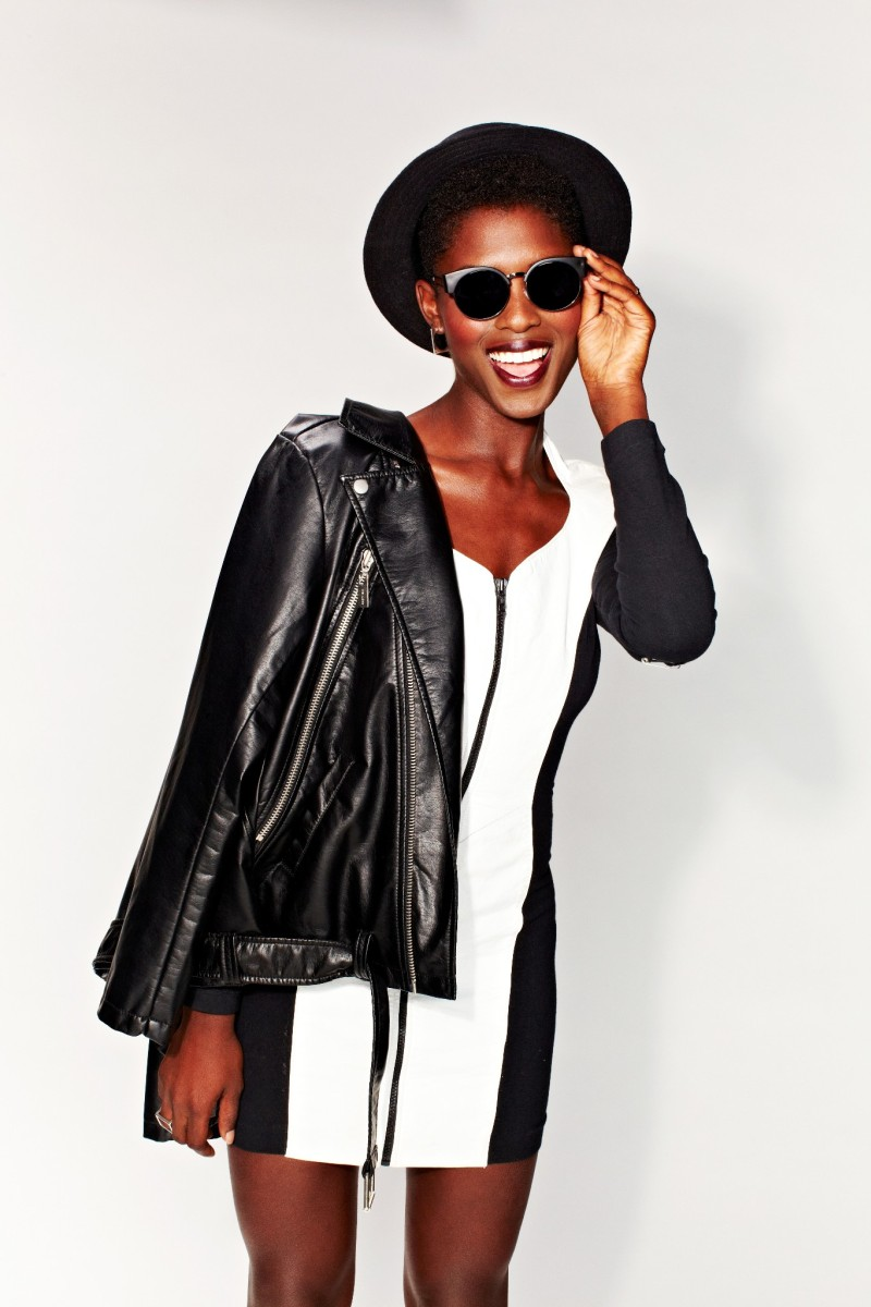 JodieSmith4 Nasty Gal Taps Jodie Smith for its Loud and Clear Lookbook