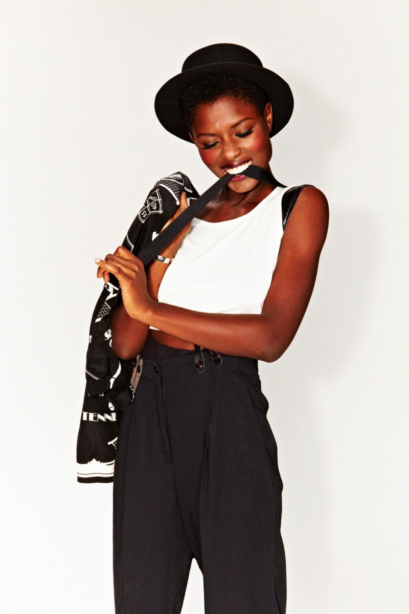JodieSmith8 Nasty Gal Taps Jodie Smith for its Loud and Clear Lookbook