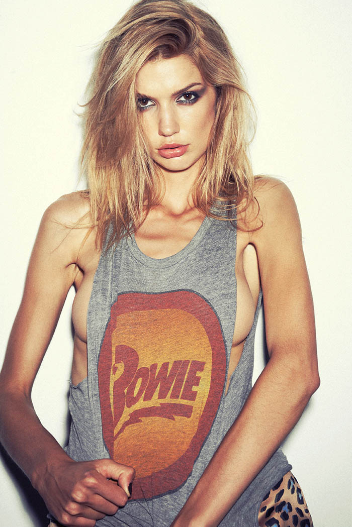 Klara Kassman Shoots With Michael Barr Fashion Gone Rogue