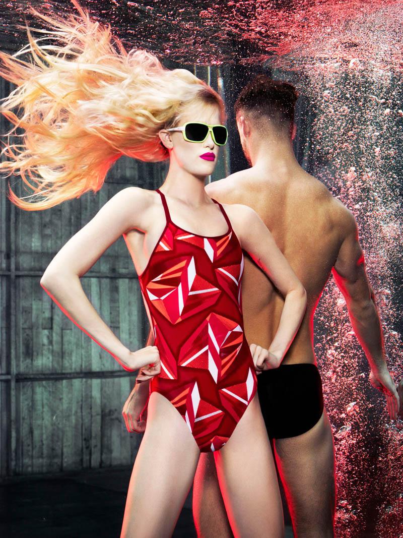 douglas friedman vogue italia11 Douglas Friedman Captures Underwater Style for Vogue Italia March 2013