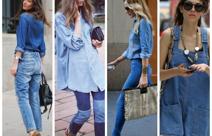 Reinvent your wardrobe with cool denims